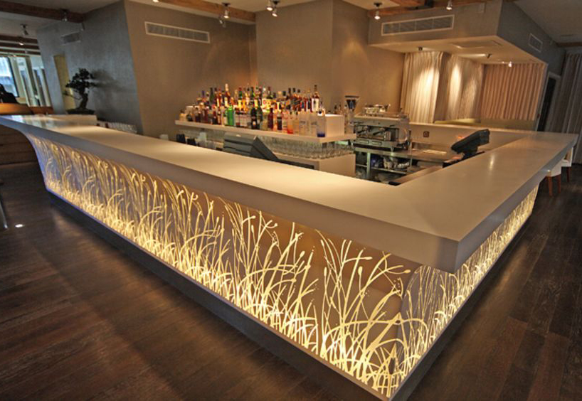 What Is The Classic Led Bar Counter Constitute