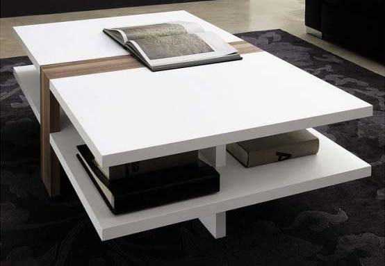 Artificial Stone Corian Coffee Table Desks Top