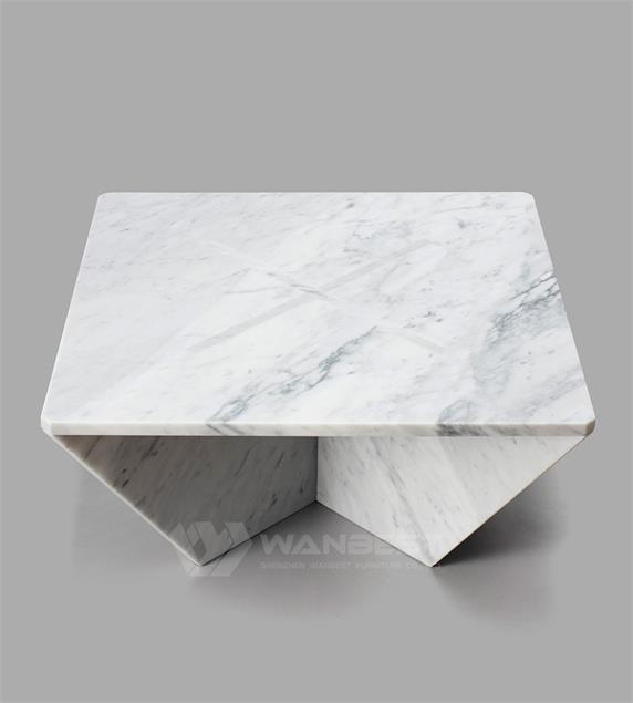 Marble Simple Design Fashion Coffee Table Furniture