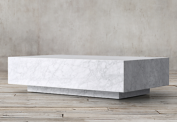 white marble end coffee office living room table desk